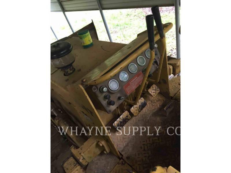 CATERPILLAR TRACTOREN OP RUPSBANDEN D3B equipment  photo 6
