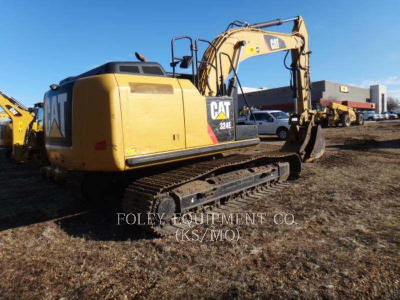 CATERPILLAR ESCAVADEIRAS 324EL9 equipment  photo 4