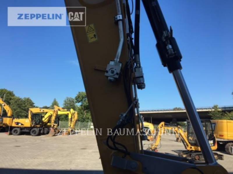 CATERPILLAR WHEEL EXCAVATORS M315D equipment  photo 8