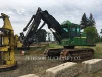 Equipment photo DEERE & CO. 953J FORESTRY - FELLER BUNCHERS 1