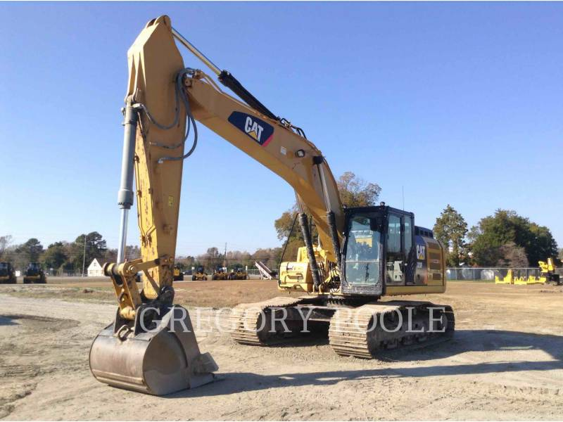 CATERPILLAR PELLES SUR CHAINES 329F L equipment  photo 2