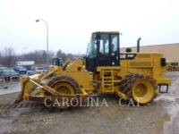 Equipment photo CATERPILLAR 815F2 COMPACTEURS 1
