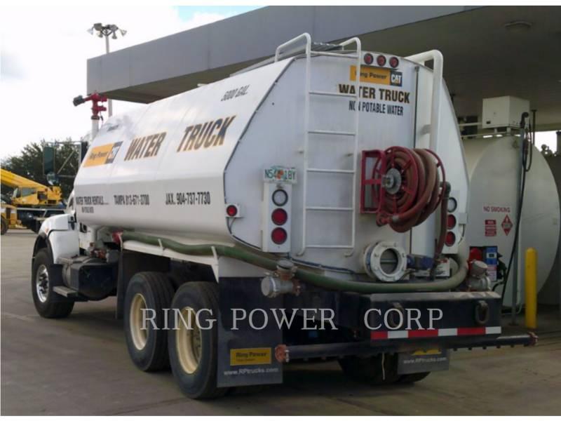 UNITED WATER TRUCKS WT5000 equipment  photo 4