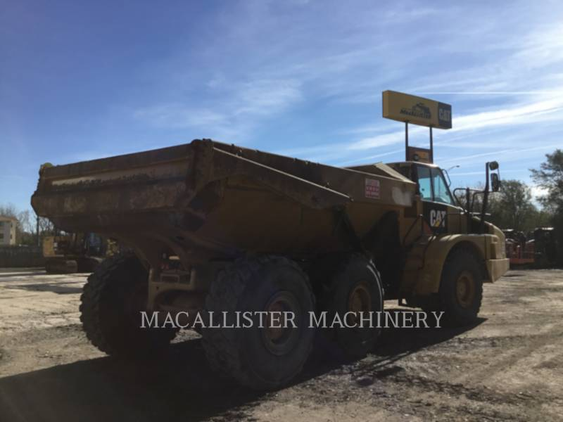 CATERPILLAR ARTICULATED TRUCKS 735B equipment  photo 5