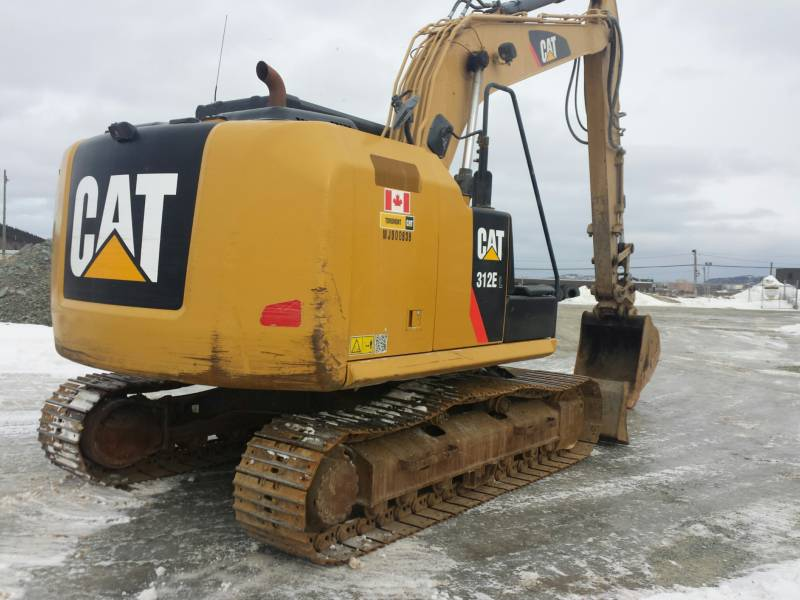 Caterpillar EXCAVATOARE PE ŞENILE 312EL equipment  photo 8