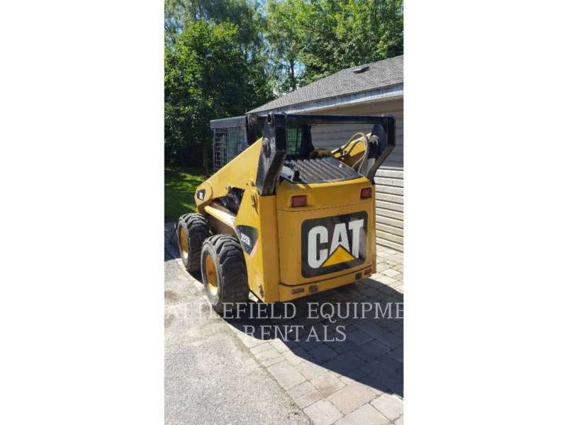 CATERPILLAR PALE COMPATTE SKID STEER 252B2 equipment  photo 4