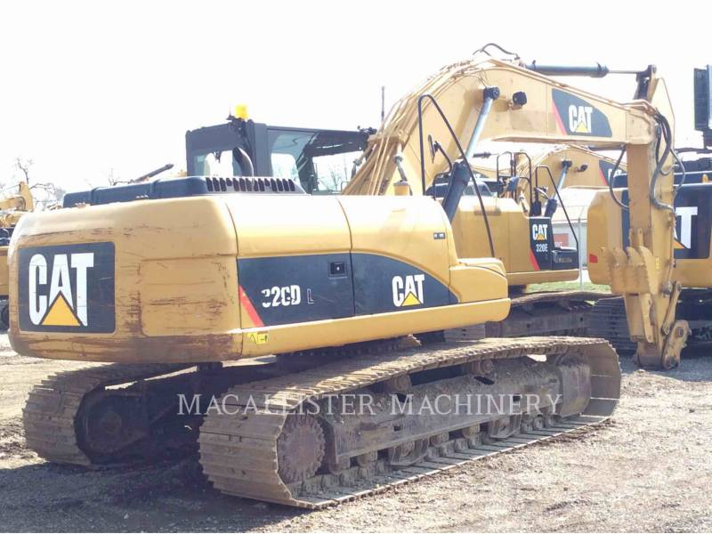 CATERPILLAR EXCAVADORAS DE CADENAS 320D equipment  photo 3