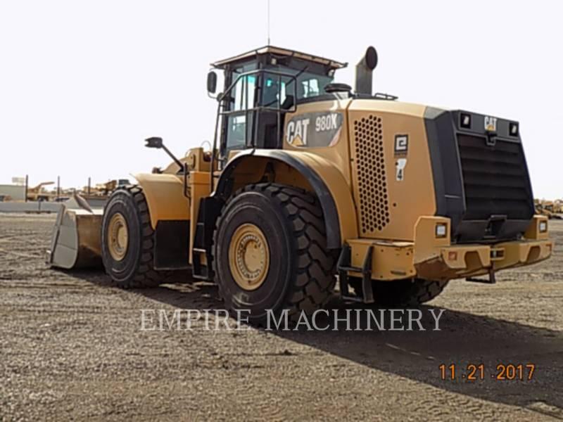 CATERPILLAR WHEEL LOADERS/INTEGRATED TOOLCARRIERS 980K equipment  photo 14