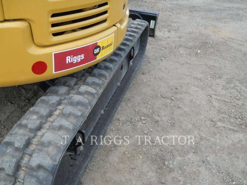 CATERPILLAR TRACK EXCAVATORS 303.5E2CR equipment  photo 16