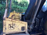 JOHN DEERE KETTEN-HYDRAULIKBAGGER 200D LC equipment  photo 9