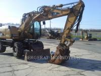 CATERPILLAR KOPARKI KOŁOWE M313C equipment  photo 6