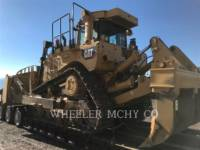 CATERPILLAR TRACK TYPE TRACTORS D8T SU equipment  photo 1