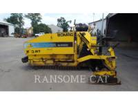 BOMAG ASPHALT PAVERS 813RT equipment  photo 2