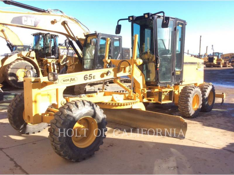 NORAM MOTORGRADER 65E equipment  photo 1