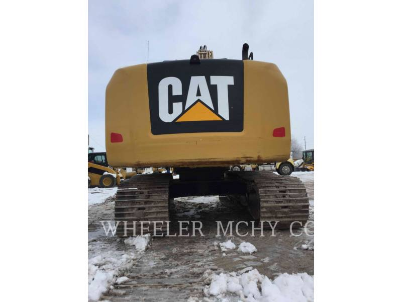 CATERPILLAR PELLES SUR CHAINES 316E L CF equipment  photo 5