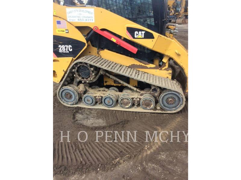 CATERPILLAR CHARGEURS TOUT TERRAIN 287C equipment  photo 14