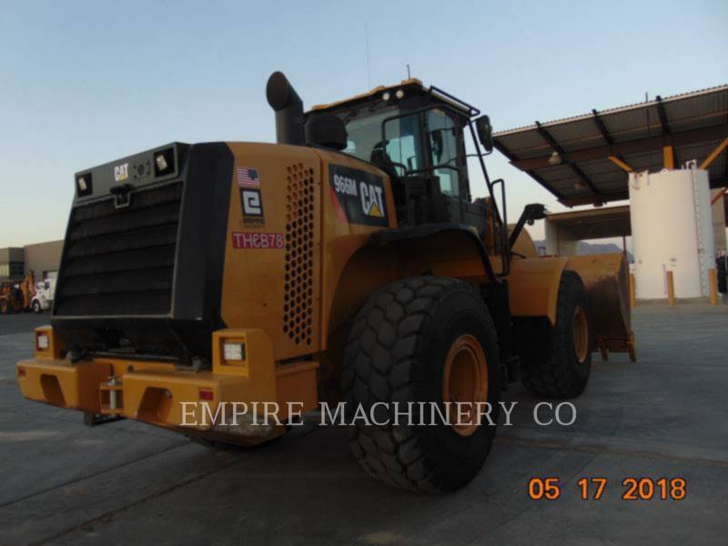 Caterpillar ÎNCĂRCĂTOARE PE ROŢI/PORTSCULE INTEGRATE 966M equipment  photo 2