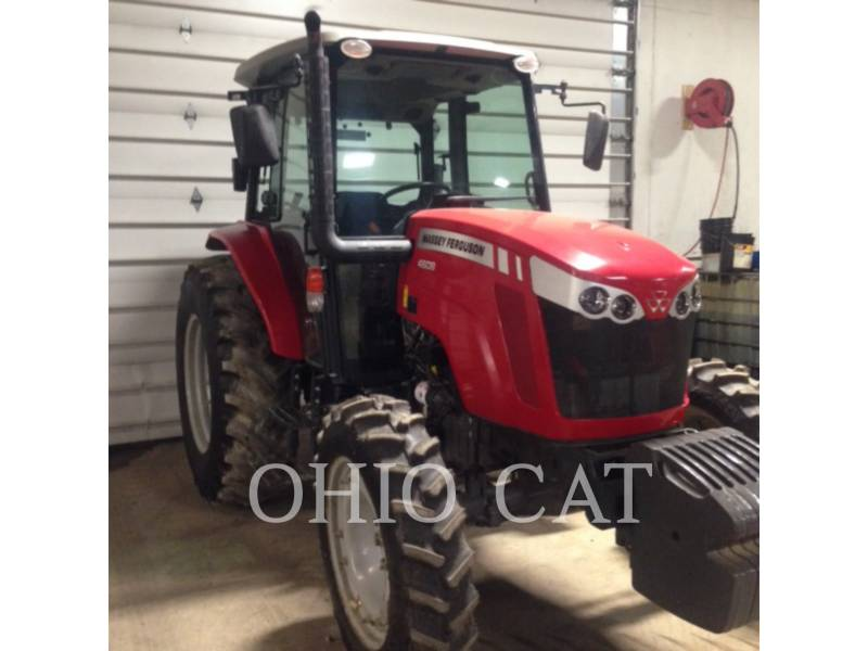 AGCO-MASSEY FERGUSON AG TRACTORS MF4608 equipment  photo 3