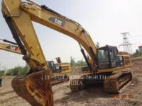 CATERPILLAR KETTEN-HYDRAULIKBAGGER 349D2 equipment  photo 13