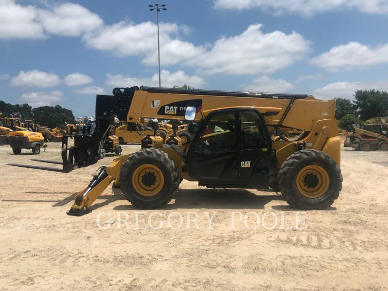 CATERPILLAR TELEHANDLER TL1255D equipment  photo 7