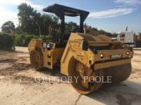 CATERPILLAR VIBRATORY DOUBLE DRUM ASPHALT CB-54 equipment  photo 6