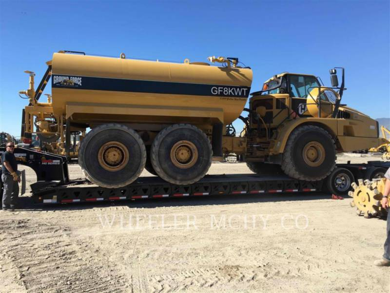 CATERPILLAR ARTICULATED TRUCKS WT 740 equipment  photo 4