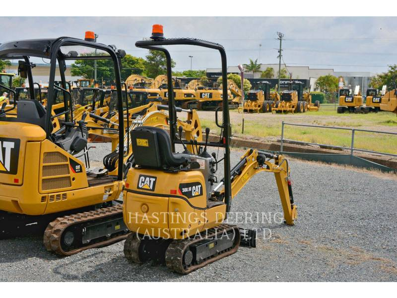CATERPILLAR TRACK EXCAVATORS 300.9D equipment  photo 5