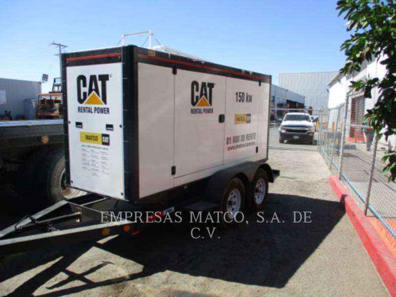 OLYMPIAN CAT MOBILE GENERATOR SETS DE165 equipment  photo 1