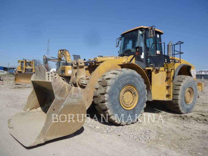 CATERPILLAR WHEEL LOADERS/INTEGRATED TOOLCARRIERS 980H equipment  photo 6