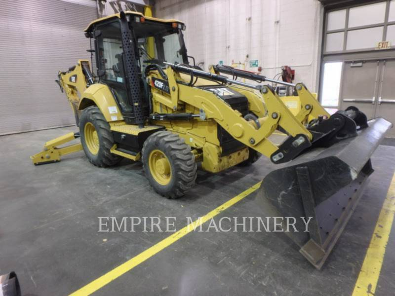 CATERPILLAR CHARGEUSES-PELLETEUSES 420F2IT equipment  photo 1