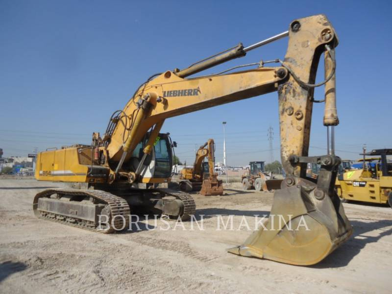 LIEBHERR PALA PARA MINERÍA / EXCAVADORA R954C equipment  photo 3