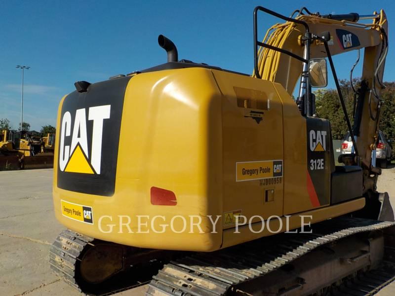 CATERPILLAR TRACK EXCAVATORS 312E L equipment  photo 11