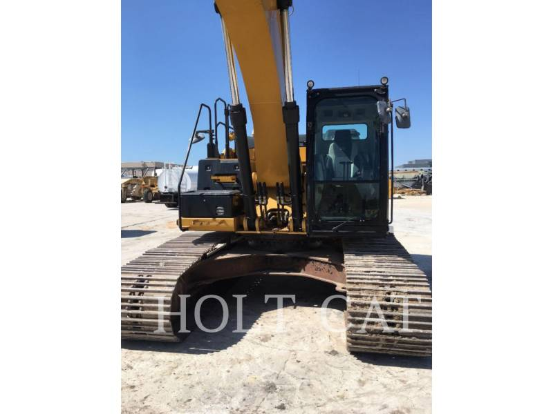 CATERPILLAR 履带式挖掘机 324EL equipment  photo 3