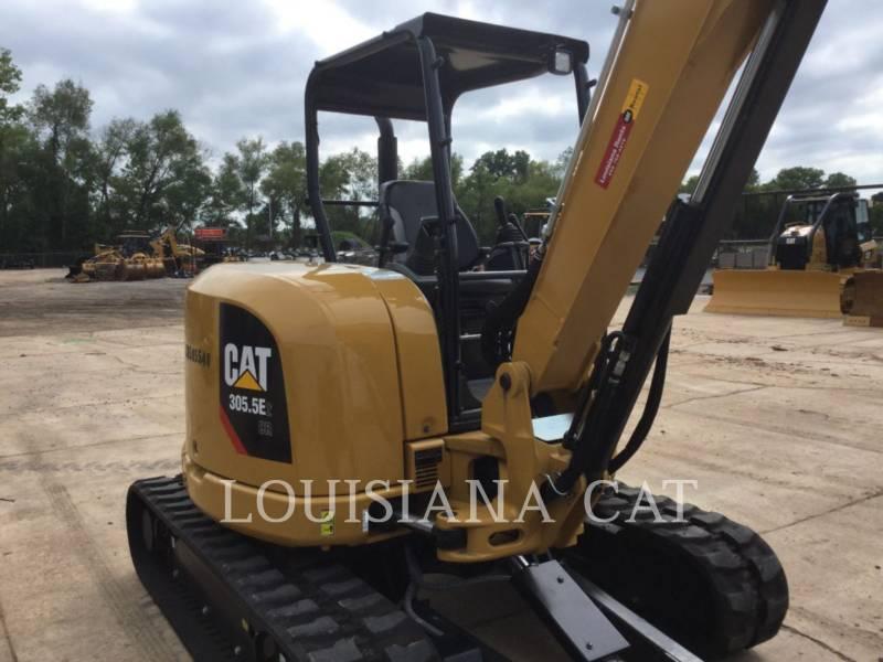 CATERPILLAR EXCAVADORAS DE CADENAS 305.5E2CR equipment  photo 6