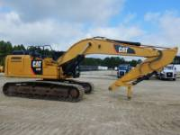 CATERPILLAR TRACK EXCAVATORS 329 F L equipment  photo 2