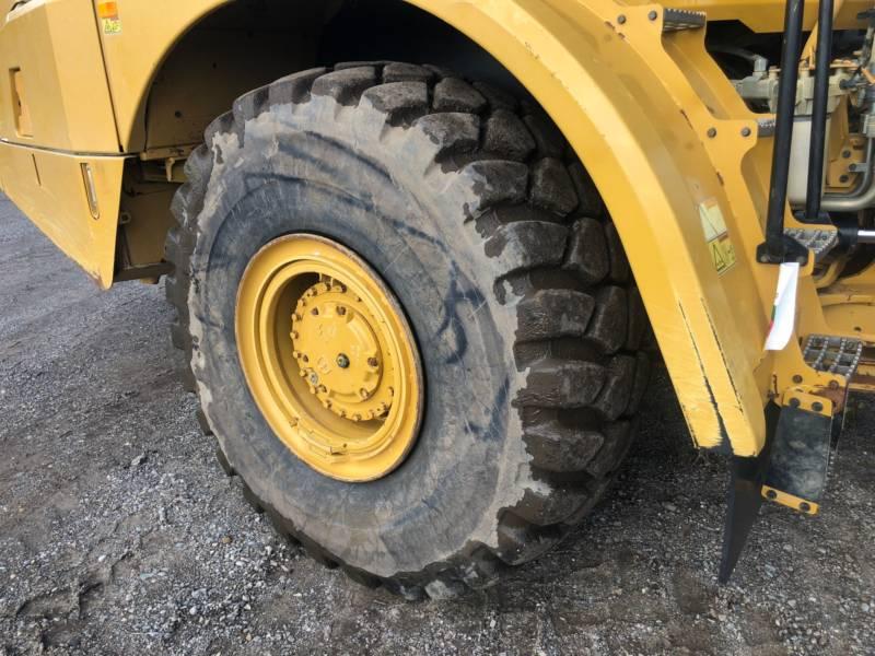 CATERPILLAR DUMPER ARTICOLATI 735 C equipment  photo 16