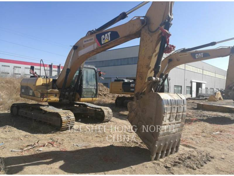 CATERPILLAR KETTEN-HYDRAULIKBAGGER 340D2L equipment  photo 18