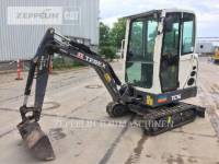 Equipment photo TEREX CORPORATION TC16 EXCAVADORAS DE CADENAS 1