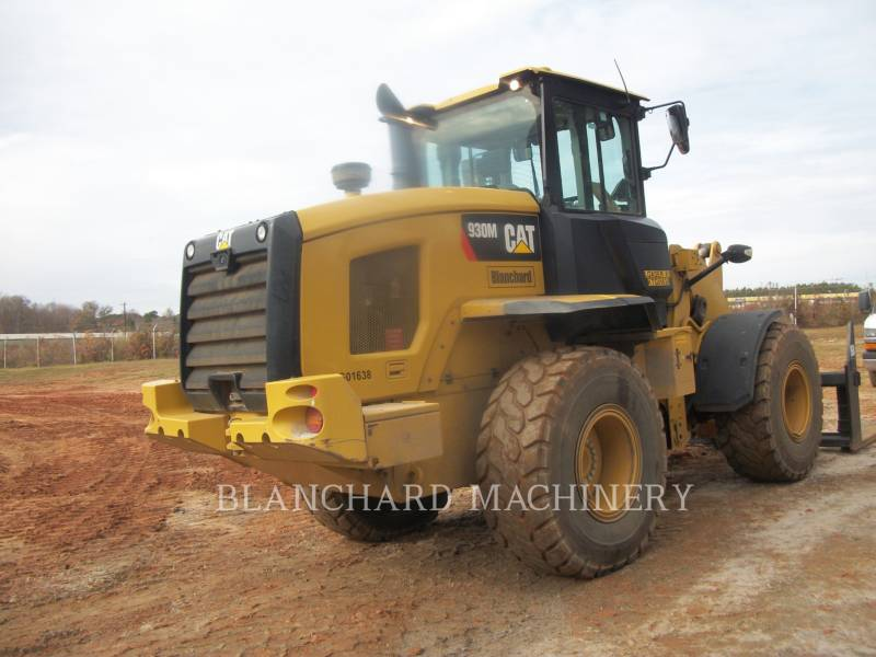 CATERPILLAR CARGADORES DE RUEDAS 930M equipment  photo 4