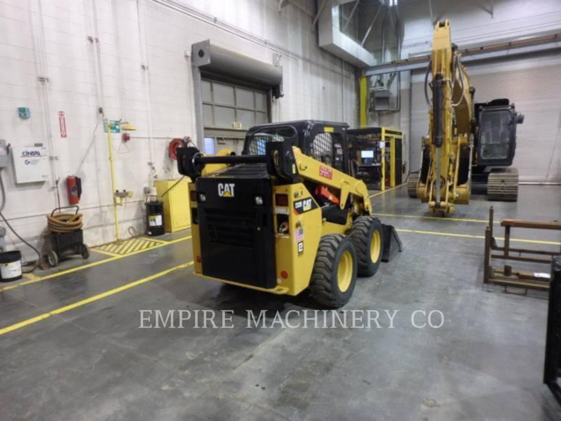 Caterpillar MINIÎNCĂRCĂTOARE RIGIDE MULTIFUNCŢIONALE 232D equipment  photo 2