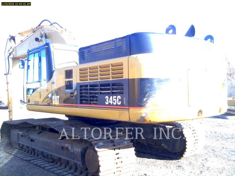 CATERPILLAR KETTEN-HYDRAULIKBAGGER 345CL equipment  photo 4