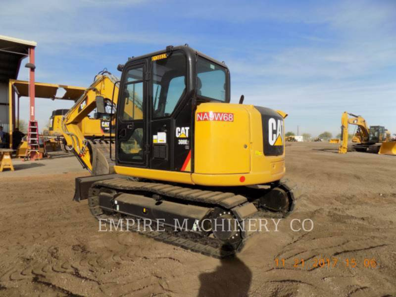CATERPILLAR PELLES SUR CHAINES 308E2 SB equipment  photo 3