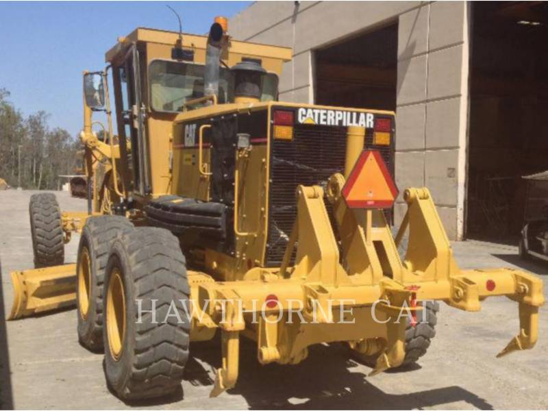 CATERPILLAR АВТОГРЕЙДЕРЫ 140HNA equipment  photo 3