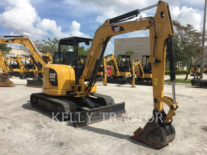 CATERPILLAR PELLES SUR CHAINES 305.5E2CR equipment  photo 7