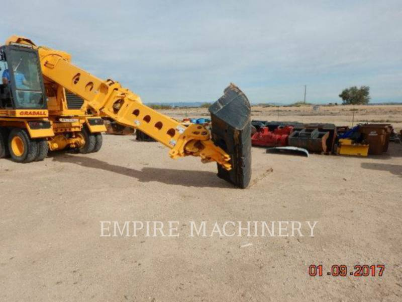 GRADALL COMPANY TRACK EXCAVATORS XL5100 equipment  photo 6