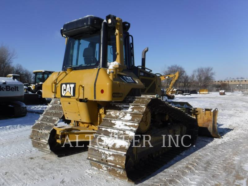 Caterpillar TRACTOARE CU ŞENILE D6NLGP equipment  photo 6