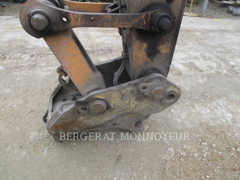 CASE PELLES SUR PNEUS WX210 equipment  photo 10