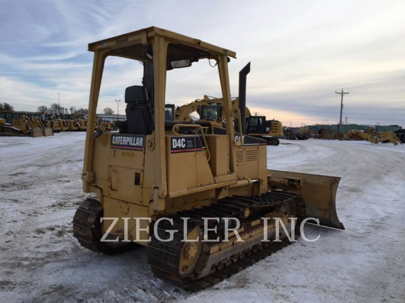 CATERPILLAR TRACTORES DE CADENAS D4CIIIXL equipment  photo 4