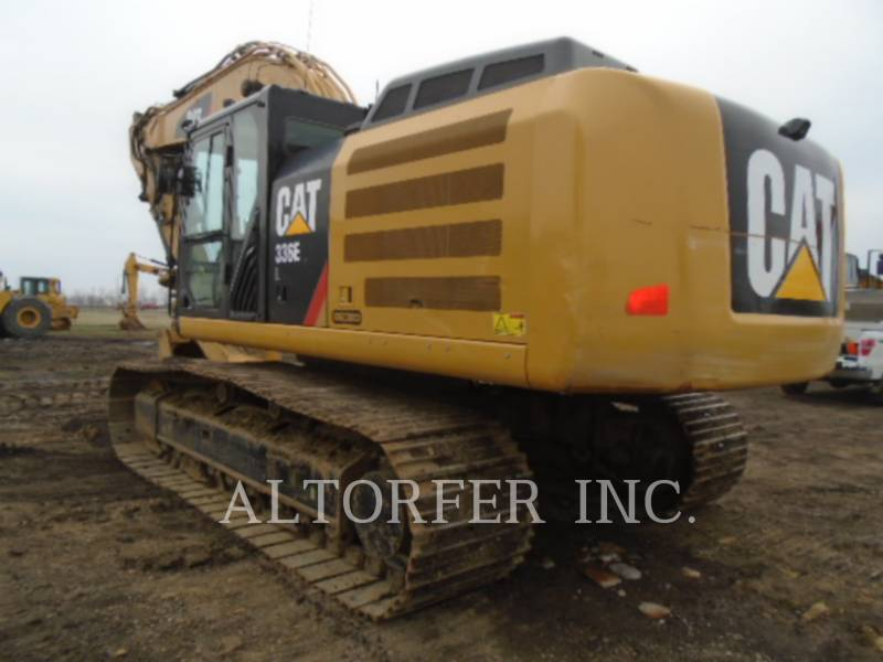 CATERPILLAR TRACK EXCAVATORS 336EL TH equipment  photo 6