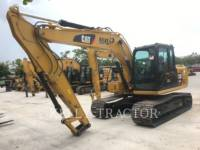 CATERPILLAR TRACK EXCAVATORS 313FL GC equipment  photo 1